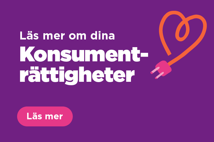 konsumentrattigheter