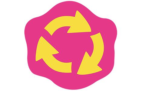Illustration över smarta resurser
