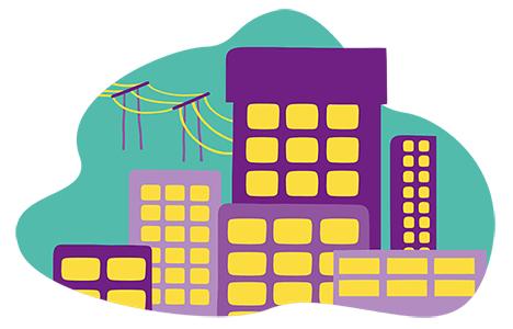 Illustration över trygga leveranser