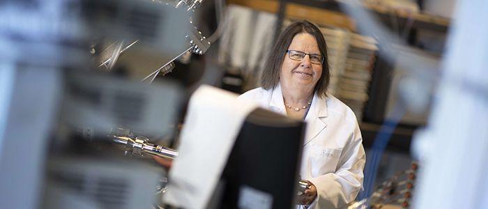 Kristina Edström, världsledande forskare inom området, går i täten för Europas batteriforskning.