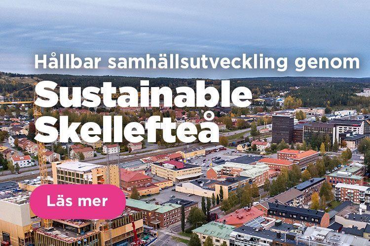 puff för Sustainable Skellefteå