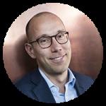 Fredrik Jonsson, chef Affärsinnovation på Skellefteå Kraft